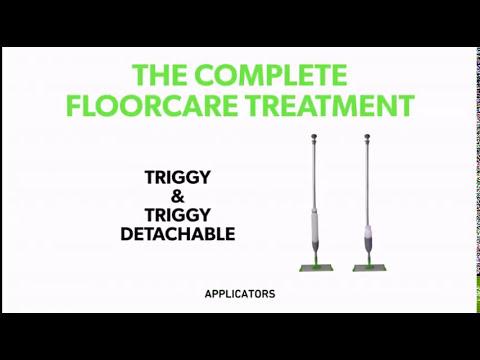 Τriggy το ιδανικό εργαλείο καθαρισμού για επαγγελματίες