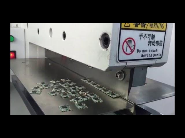 Guillotine type Automatic V Cut PCB Cutting?Machine ML 620
