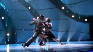 Hayley and Leonardo - Argentine tango