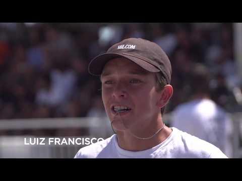 Athlete Profile: Luiz Francisco (BRA)