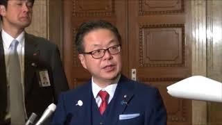 20180302世耕大臣閣議後記者会見
