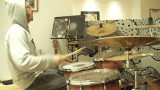 Strung Out - Rottin' Apple - Drum Cover