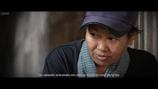 "Voices of Cambodia: ""No Tourism, No Income"""