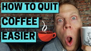 Quitting Coffee Cold Turkey (or use my more EFFECTIVE tips)