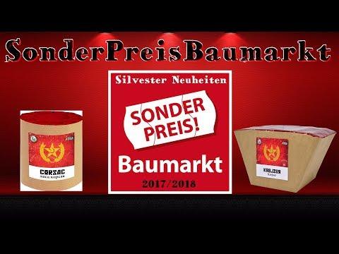 Silvester Neuheiten 2017/2018 Sonderpreis Baumarkt