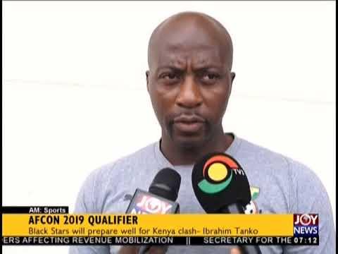 Ghana Ladies Open - AM Sports on JoyNews (4-9-18)