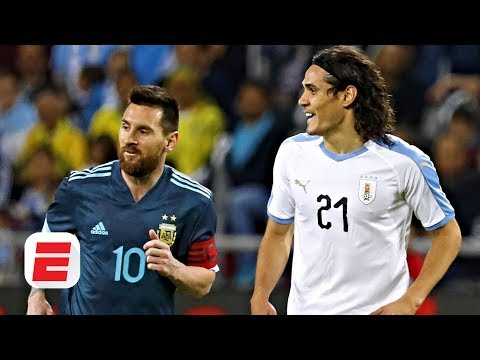 The spat between Lionel Messi and Edinson Cavani is good for the game - Steve Nicol | ESPN FC