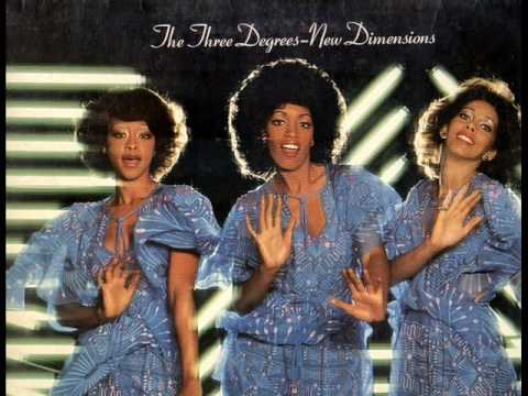 "THE THREE DEGREES ""FALLING IN LOVE"" 1978 DISCO"
