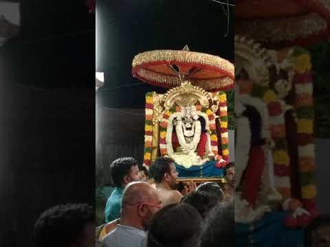 Vattavilai Then Tirupati Ananthan Sayana Perumal Sevi Speech
