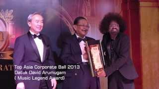 Top Asia Corporate Ball 2013 | Datuk David Arumugam