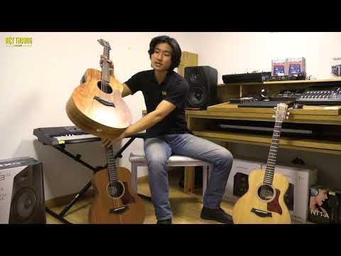 Review 3 cây đàn guitar Taylor GS Mini