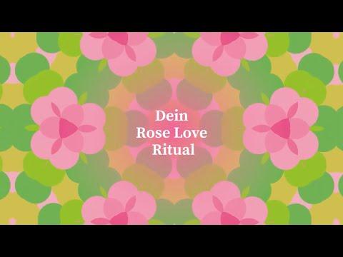 ROSE LOVE Anwendungsritual (DE)