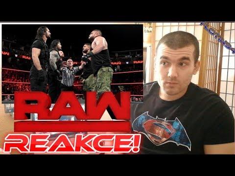 The Shield vs Baron Corbin and AOP RAW 09/24/18 REACTION