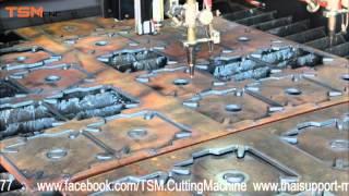 CNC GAS CUTTING SERVICET