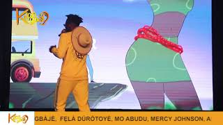 Mr Eazi Performs Surrender Feat. Simi Live At The Future Awards Africa 2018{Nigerian Entertainment}
