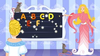 ABC Cinderella | Hindi Nursery Rhymes & Tales for Kids
