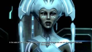Tron Evolution- Part 1 The Abraxas Virus Introduction
