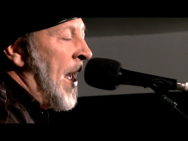 Richard Thompson - '1952 Vincent Black Lightning' (live acoustic performance)