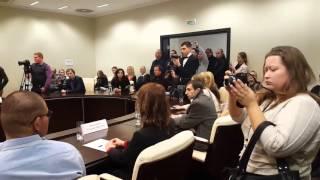 Квалификационная коллегия судей Краснодарского края - Дмитрий Новиков 26.02.2016