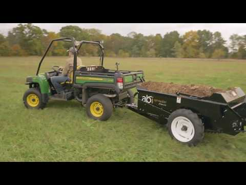 Manure Spreaders by ABI Attachments