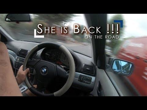 BMW 330XI E46 Clutch Replacement update (2/2) - смотреть