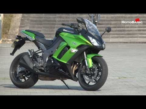 Kawasaki Ninja 1000(Z1000SX) ABS TEST RIDE MOVIE カワサキ Ninja1000ABS バイク試乗レビュー