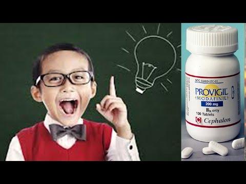New Drug Actually Makes You Smarter – Modafinil