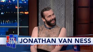 Jonathan Van Ness: Honey, She's An Onion With All Sorts Of Layers (Extended Interview)
