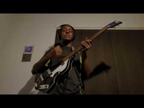 What Angel Wakes Me (Titania's Theme) - Bass Cover