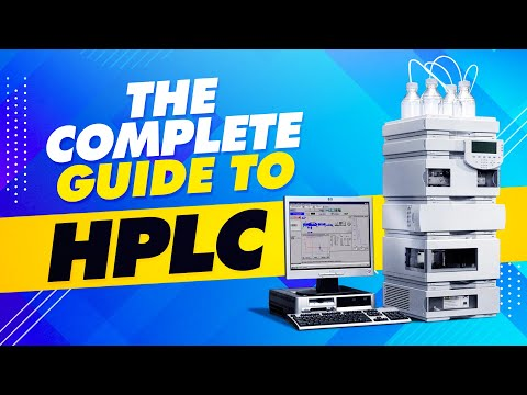 Introduction to HPLC - Lecture 1: HPLC Basics - YouTube