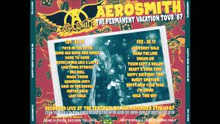 Aerosmith despidiendo 1987 (30° aniversario) CD 2. 12 I'm down