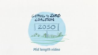 Getting to Zero Coalition: Maritime Shipping's Moon-shot Ambition (mid length video)