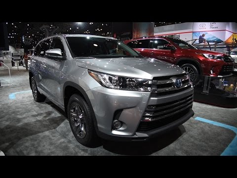 Toyota 2017 Highlander Press Release Http Pressroom Article Display Cfm Id 5501