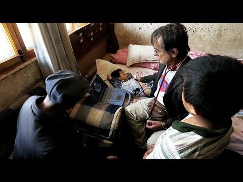 Cure poor kids with heart disease in rural China