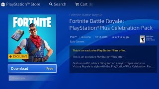 can you download fortnite on ps3