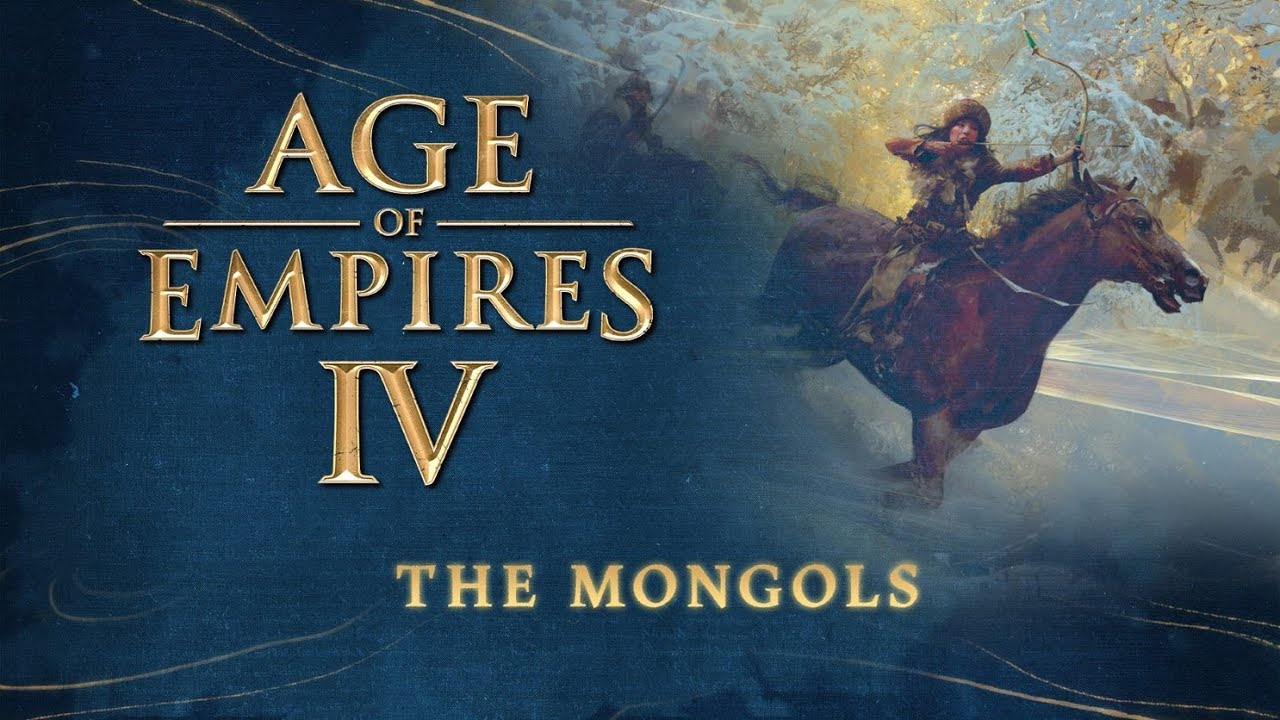 Age of Empires IV: The Mongols