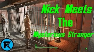 Fallout 4 | What Happens if Nick Meets The Mysterious Stranger?