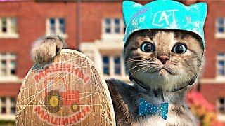 ПРИКЛЮЧЕНИЯ МАЛЕНЬКОГО КОТЕНКА В ШКОЛЕ - Развивающий мультфильм про котят! Мультик для детей