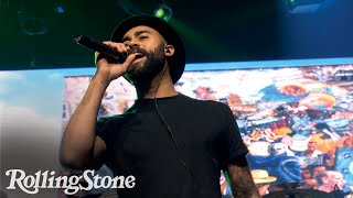 RS Live: Watch Rudimental Rehearse, Talk Band's Evolution
