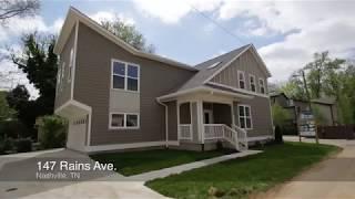 Home B At 147 Rains Ave