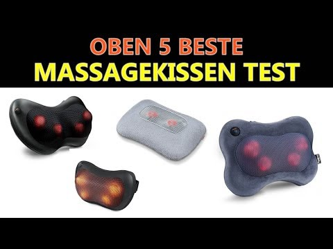 Beste Massagekissen Test 2019