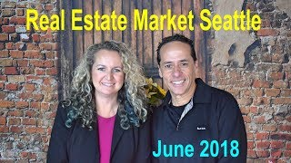Seattle Real Estate Market Conditions - June 2018