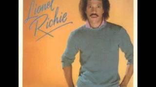 Lionel Richie.- You are the sun you are the rain