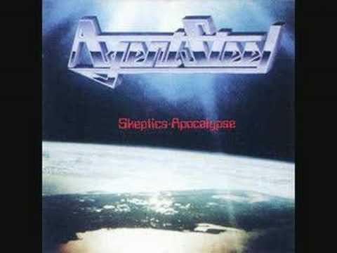 Agent Steel - Agents of Steel online metal music video by AGENT STEEL