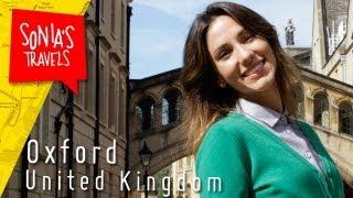 Travel United Kingdom: Oxford