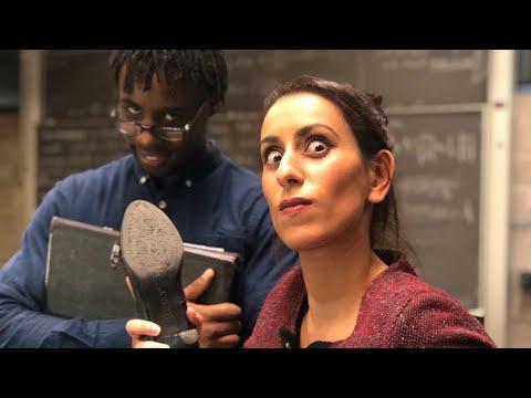 Die arabische Lehrerin | Herr Huen (видео)