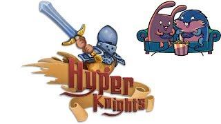 "Обзор Hyper Knights ""Взять измором..."""
