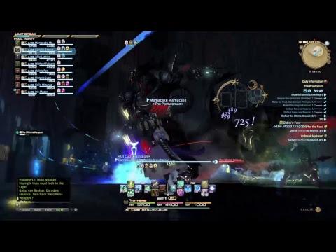 FFXIV monk lvl 66 rotation - смотреть онлайн на Hah Life