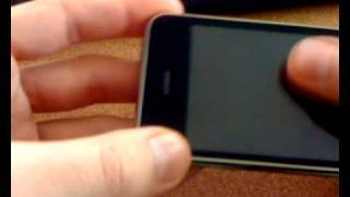 iPhone No Sim Card Installed 3G and 3GS Problem Fix