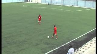 preview picture of video 'word star soccer academy lagos nigeria'